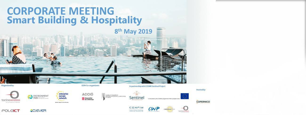 CORPORATE MEETING Smart Building & Hospitality 2019